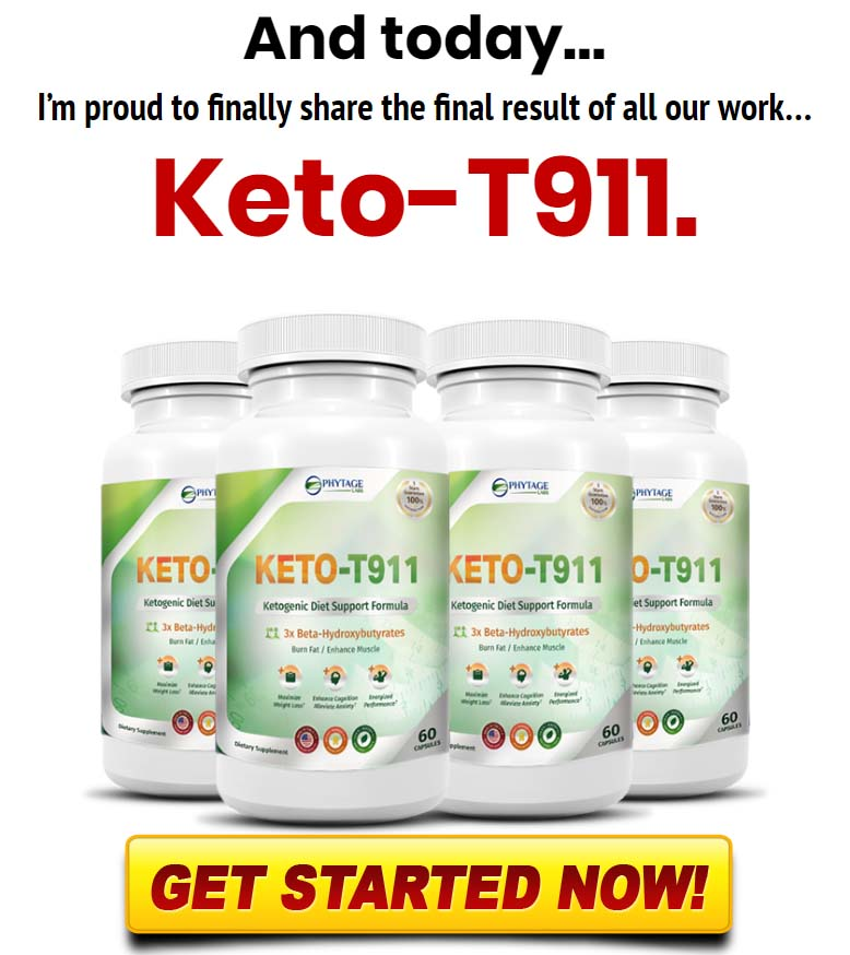 Phytage Labs Keto T 911 Keto Trim 911 Review Price In
